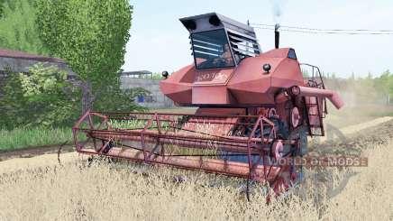 SK-6 Kolos animação unidades de trabalho para Farming Simulator 2017
