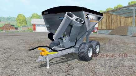 GTS UpGrain 18000 para Farming Simulator 2015
