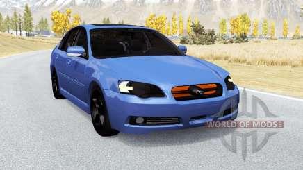 Subaru Legacỿ B4 para BeamNG Drive