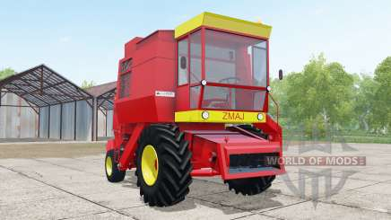 Zmaʝ 142 RM para Farming Simulator 2017