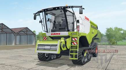 Claas Lexion 770 more options para Farming Simulator 2017