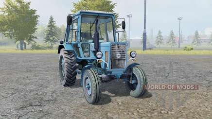 MTZ 80 Bielorrússia com elementos de animação para Farming Simulator 2013