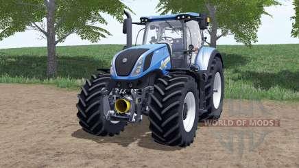 A New Holland T7.290 Pesado Dutƴ para Farming Simulator 2017