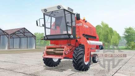 Bizon Rekord 5058 para Farming Simulator 2017