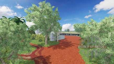 Estancia Buen Descanso para Farming Simulator 2015