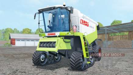 Claas Lexion 560 TerraTrac para Farming Simulator 2015
