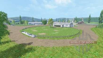 Sovkhoz Zarya para Farming Simulator 2015