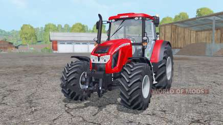 Zetor Forterra 150 HD moving elements para Farming Simulator 2015