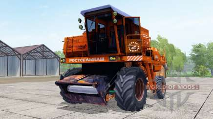 Fazer-1500A para Farming Simulator 2017