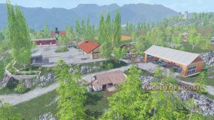Castleside para Farming Simulator 2015