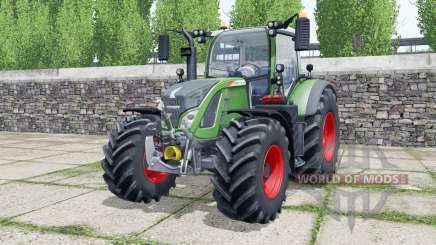 Fendt 712 Vario wheels selection para Farming Simulator 2017
