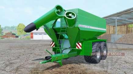 Gustroweᶉ GTU 30 para Farming Simulator 2015