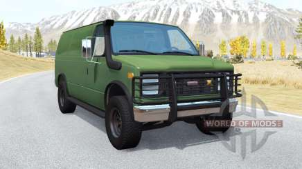Gavril H-Series 1983 para BeamNG Drive