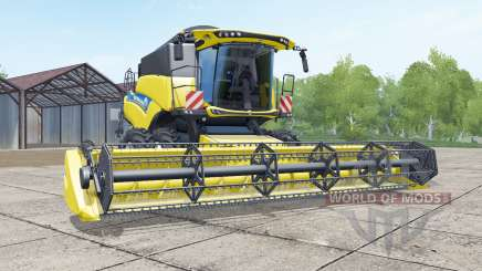 New Holland CR5.85 evo para Farming Simulator 2017