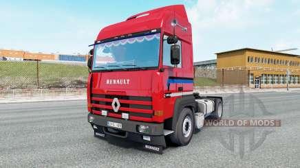 Renault R 340ti Major 1990 para Euro Truck Simulator 2
