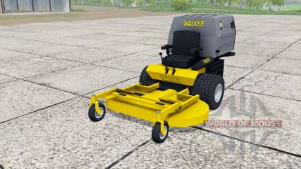 Walker D21d para Farming Simulator 2017