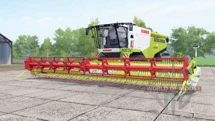 Claas Lexion 770 rebuilt para Farming Simulator 2017