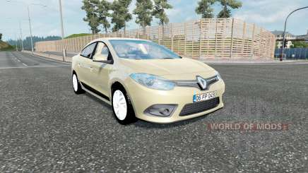 Renault Fluence 2012 para Euro Truck Simulator 2