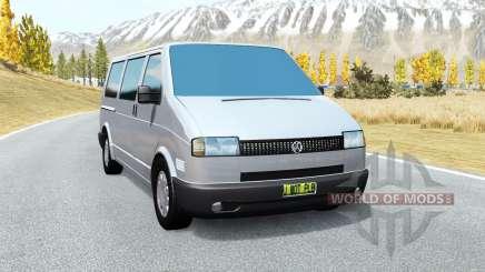 Volkswagen Transporter (T4) para BeamNG Drive