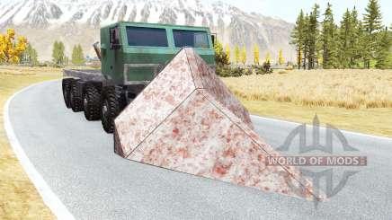 BigRig Truck v1.0.5 para BeamNG Drive