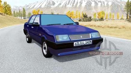 Lada Samara (VAZ 21099) para BeamNG Drive