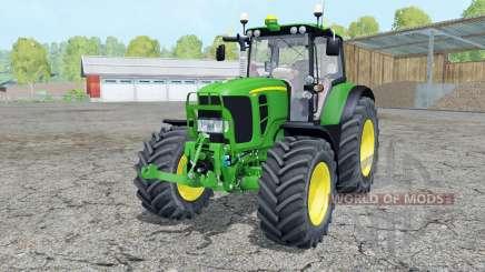 John Deere 7430 Premium animated element para Farming Simulator 2015