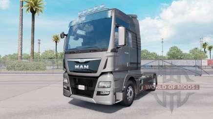 MAN TGX 18.640 XXL cab 2016 para American Truck Simulator