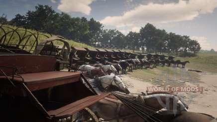 Zolika1351's Red Dead Redemption 2 Trainer ScriptHook para RDR 2